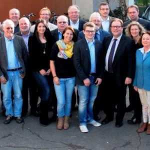 2014 Gruppenbild Kandidaten