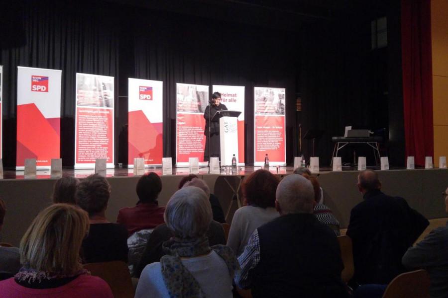 100 Jahre Frauenwahlrecht SPD Troisdorf Juchacz
