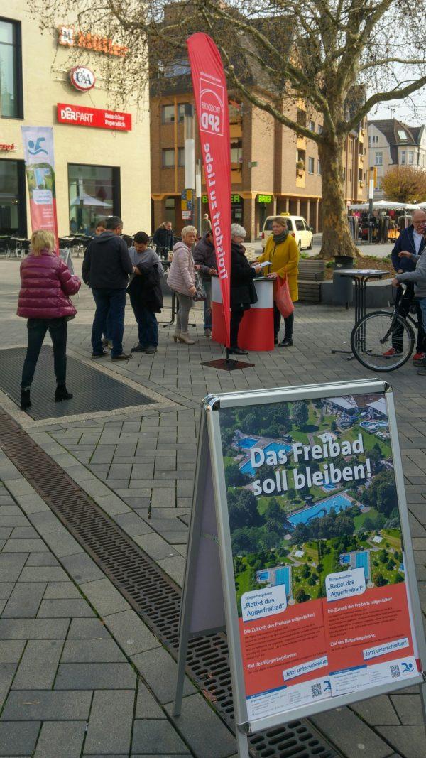 Infostand_Aggerfreibad_SPD_Troisdorf_Buergerbegehren_neu