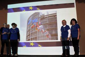 SPD Troisdorf Mitgliederversammlung Europa AsF