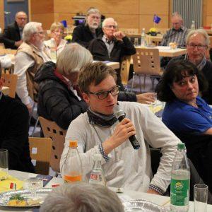 SPD Troisdorf Mitgliederversammlung Europa