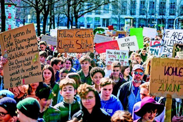 Klimanotstand SPD Troisdorf Stadtrat Fridays for Future