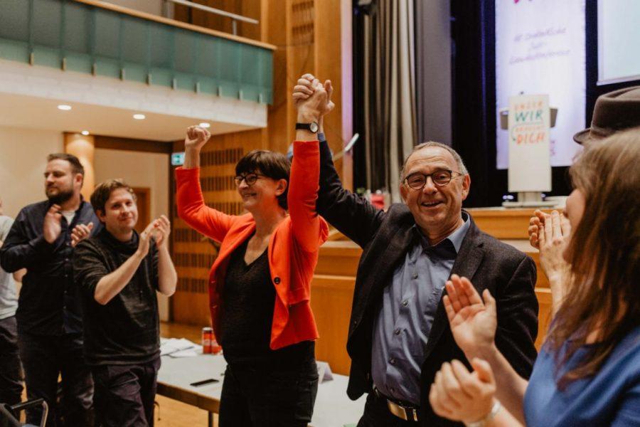 Nowabo_Esken_SPD_Parteivorsitz_Gratulation_Troisdorf