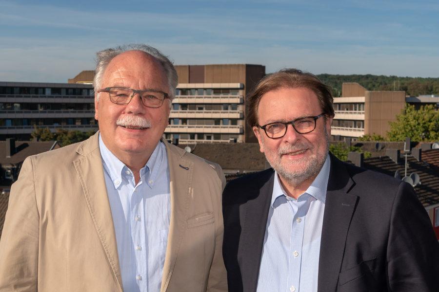 Harald Schliekert Frank Goossens SPD Troisdorf Fraktion