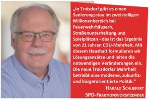 20210428_Doppelhaushalt_Aussage_Harald_Schliekert_SPD_Fraktion_Troisdorf